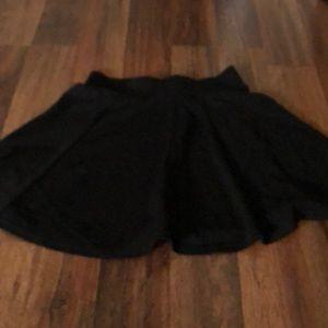Dresses & Skirts - High wasted black skirt